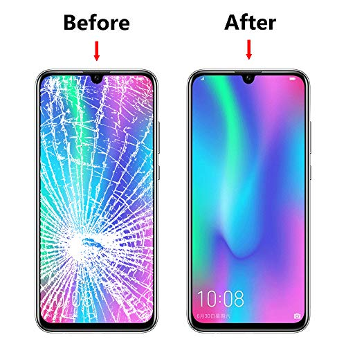 MMOBIEL Digitizer Touchscreen Display Ersatz kompatibel mit Huawei Y6 6.09 inch 2019 (Schwarz) inkl Werkzeug