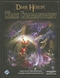 Dark Heresy RPG: The Apostasy Gambit III: Chaos Commandment