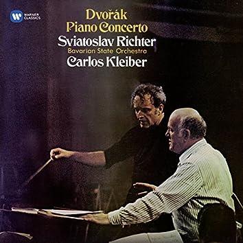 Dvorák: Piano Concerto. Schubert: Fantasy in C Major D760 'Wanderer'