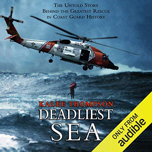 Deadliest Sea cover art