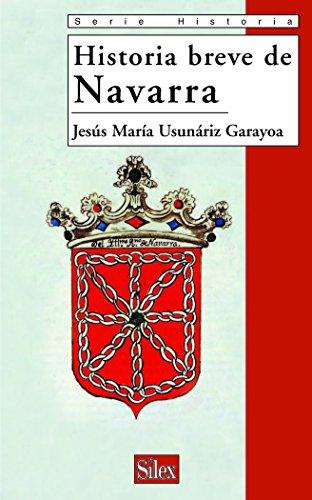 Historia breve de Navarra (Serie historia)