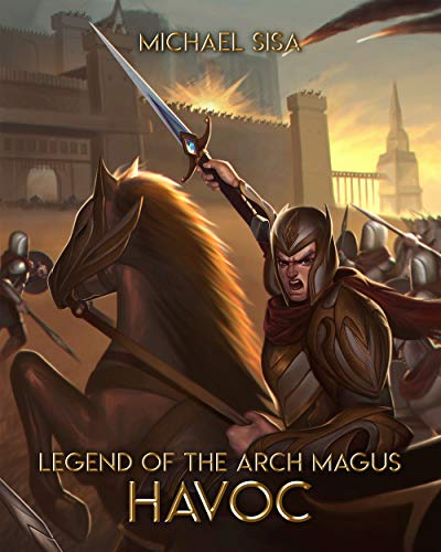 Legend of the Arch Magus: Havoc (English Edition)