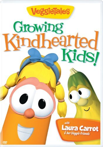 Veggie Tales Growing Kindhearted Kids! by Larry the Cucumber
