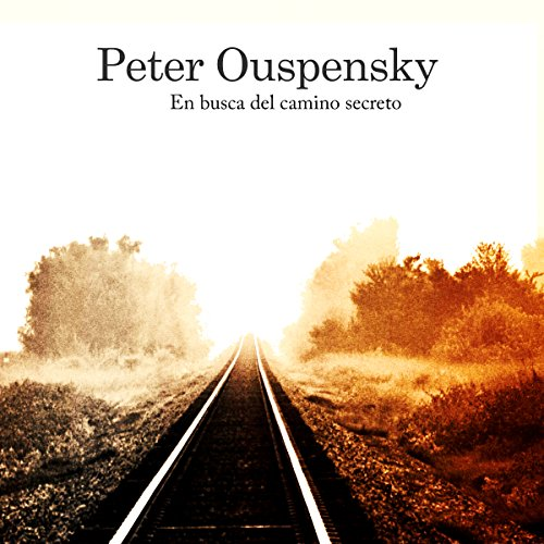 Peter Ouspensky audiobook cover art