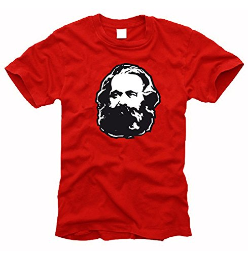 Karl Marx T-shirt pour homme Taille XL