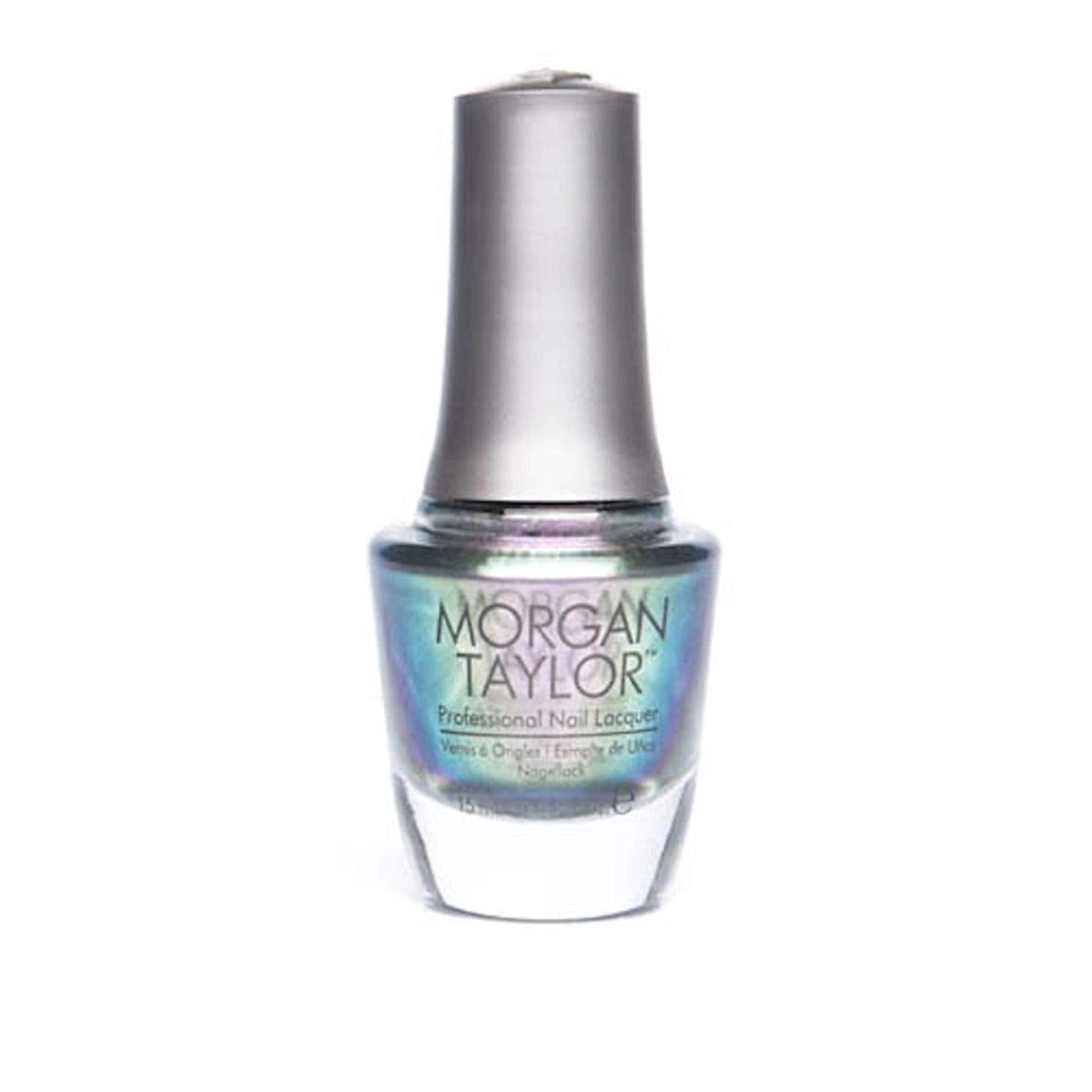 統治可能ロボットキャロラインMorgan Taylor Nail Lacquer - Little Misfit - 15 ml/0.5 oz