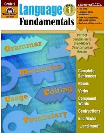 [( Language Fundamentals, Grade 1 )] [by: Evan-Moor Educational Publishers] [Jan-2007]