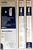 BUY NOW DIRECT -Braun Thermoscan Pro 4000 Thermometer Disposable Probe Covers-PT# BND- USMIITMSPC800