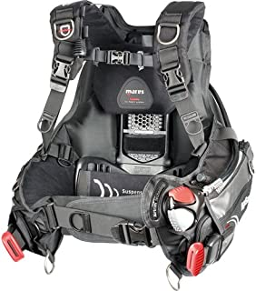 Mares Hybrid Scuba Diving BCD With MRS+