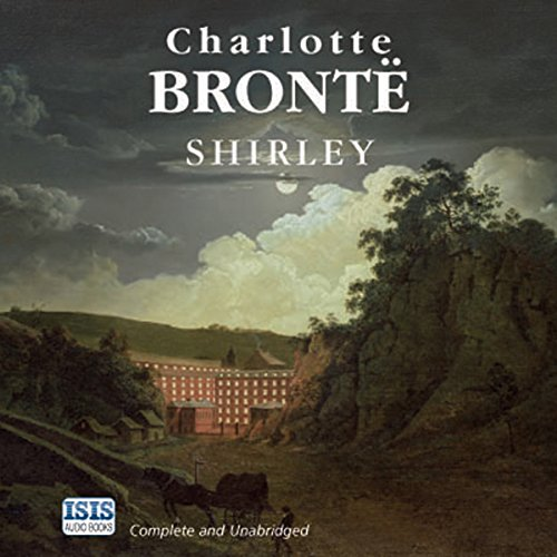 Shirley audiobook cover art
