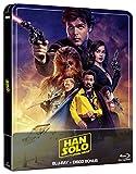 Han Solo: Una historia de Star Wars (Edición remasterizada) - Steelbook 2 discos (Película + Extras) [Blu-ray]