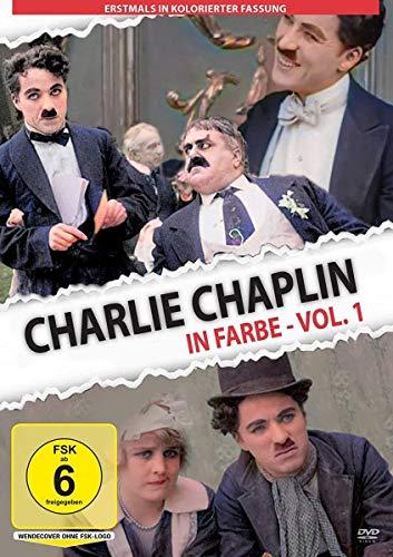 Charlie Chaplin in Farbe, Vol. 1