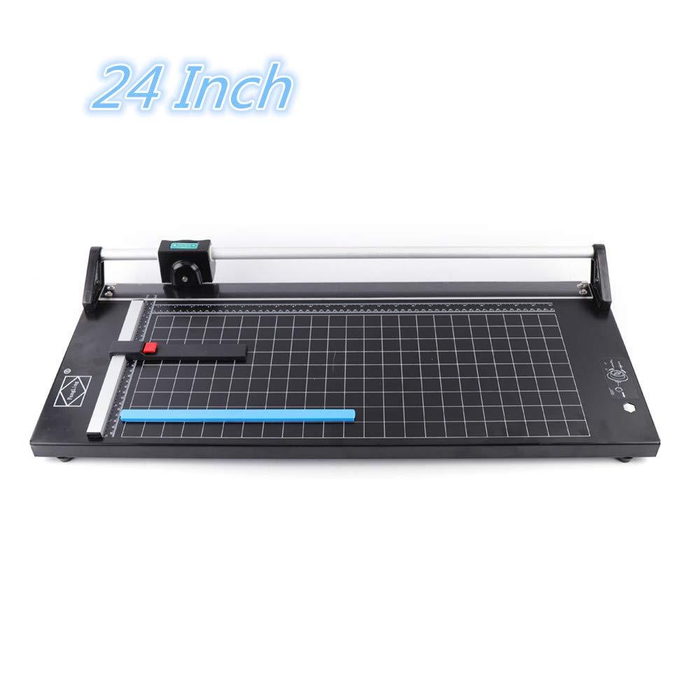 24 Precision Sliding Trimmer Inch