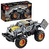 LEGO Technic Monster Jam Max-D e Quad con Motore Pull-Back, Set Giocattoli 2 in 1 da...