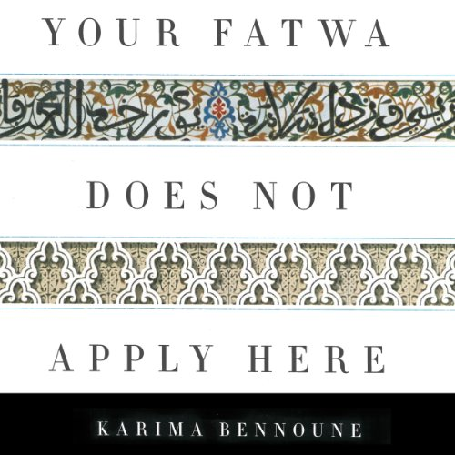 Your Fatwa Does Not Apply Here audiobook cover art