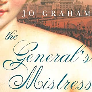 The General's Mistress audiobook cover art