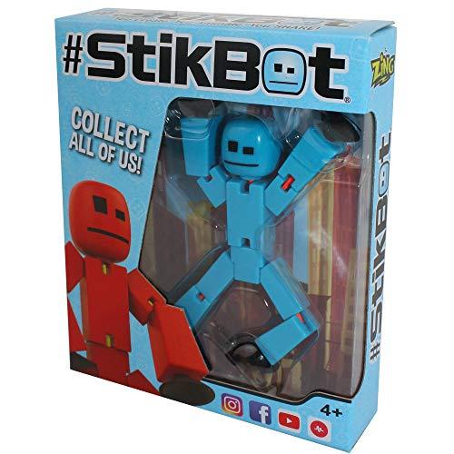 ZING Stikbot Animation Studio Th/é/âtre de Marionnettes Game Boy Fille 454