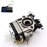 STONEDER Minimoto 10 mm Carb Carburador Para 26cc 33cc Engine Kragen Zooma Bladez 2 Stroke Stand Up Gas Goped Scooter