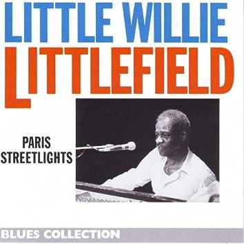 Paris streetlights