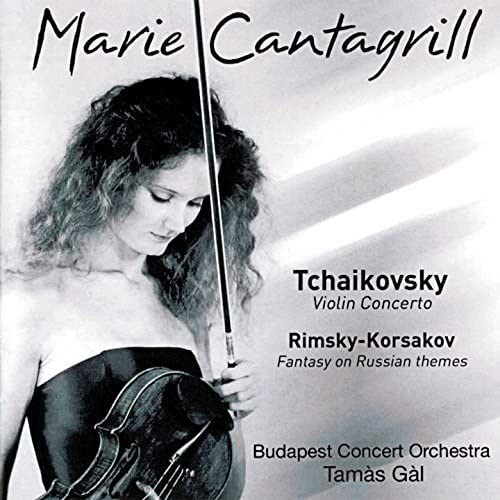 Marie Cantagrill, Tamas Gal & Budapest Concert Orchestra