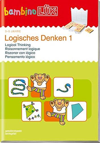 bambinoLÜK-Übungshefte: bambinoLÜK: 3/4/5 Jahre: Logisches Denken 1: Kindergarten / 3/4/5 Jahre: Logisches Denken 1 (bambinoLÜK-Übungshefte: Kindergarten)
