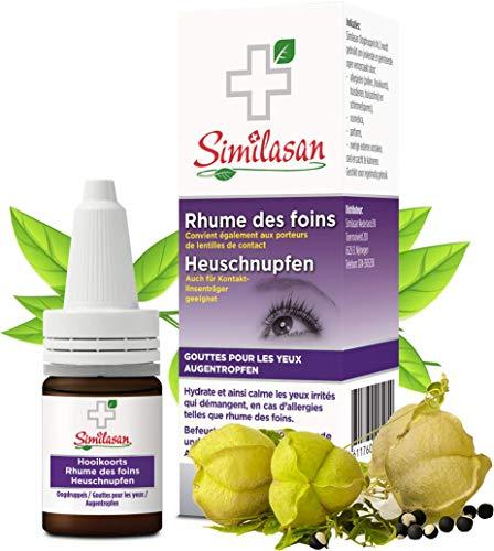 Heuschnupfen Augentropfen 10 ml (Nr. 2) - Für gereizte und juckende Augen
