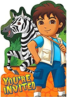Best diego birthday party invitations Reviews