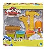 Play-Doh - Kit de Herramientas De Construcción (Hasbro, E3565ES0) , color/modelo surtido