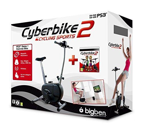 Cyberbike 2 inkl. Fahrrad - [PlayStation 3]