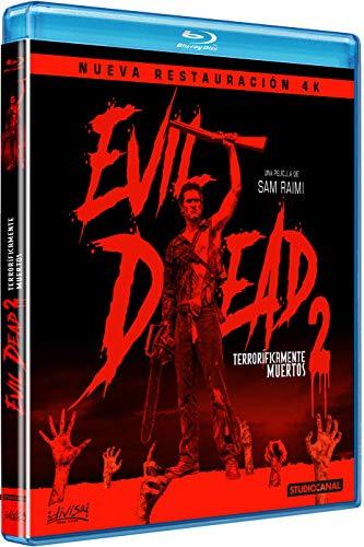 Evil dead 2 (terroríficamente muertos) - BD [Blu-ray]