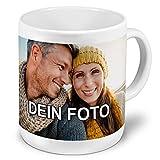 PhotoFancy - XL XXL Tasse mit Foto Bedrucken Lassen - Jumbo-Becher Personalisieren - Riesentasse...