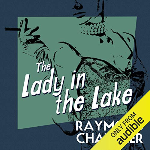 Couverture de The Lady in the Lake
