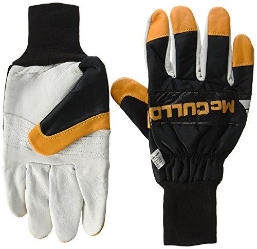 McCulloch 00057-76.165.09 Handschuhe mit Schnittschutz - Größe 10