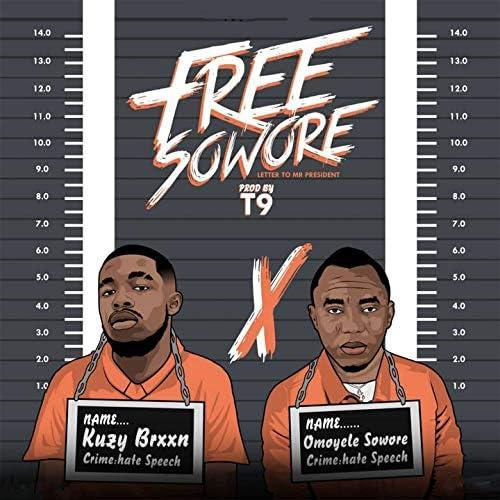 Kuzy Brxxn & Omoyele Sowore