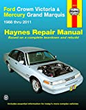 Ford Crown Victoria & Mercury Grand Marquis (88-11) (Covers all fuel-injected mo