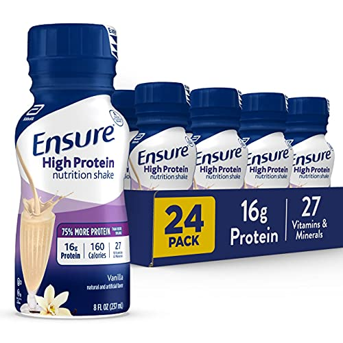 Ensure High Protein Nutritional Shake with 16g of...