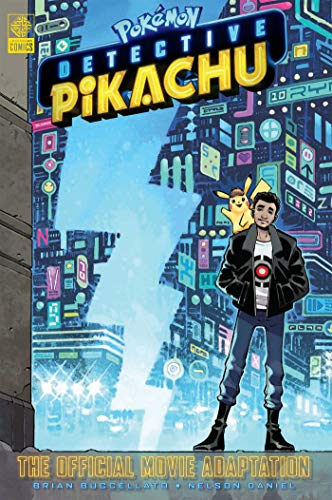 Pokémon Detective Pikachu Movie Graphic Novel