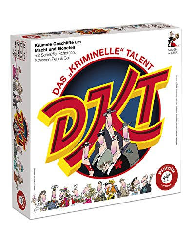 Piatnik 6137 DKT Das kriminelle Talent