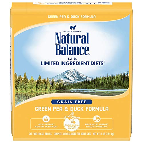 Best Choice: Natural Balance Limited Ingredient Diets