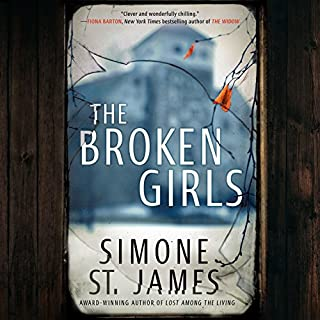 The Broken Girls                   By:                                                                                                                                 Simone St. James                               Narrated by:                                                                                                                                 Rebecca Lowman                      Length: 11 hrs and 12 mins     4,071 ratings     Overall 4.5