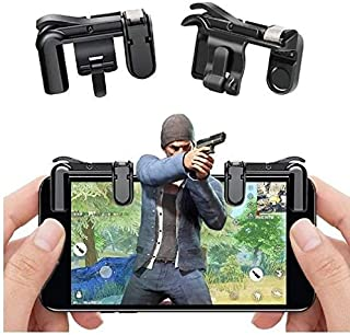 PUBG Gaming Joystick for Mobile    Trigger for Mobile Controller    Fire Button Assist Tool Smartphone L1R1 Trigger for Android/iOS