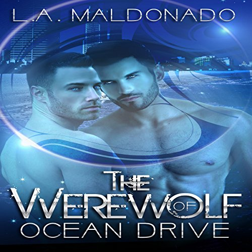 The Werewolf of Ocean Drive cover art