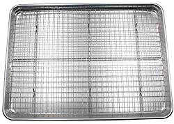 Image of Sheet Pan With Cooking Rack
