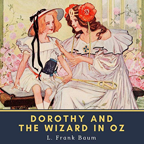 Dorothy and the Wizard in Oz copertina
