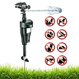 Activated Motion Sensor Water Sprinkler Animal...