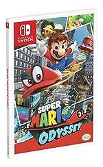 Super Mario Odyssey - Prima Official Guide (Livre) de Prima Games