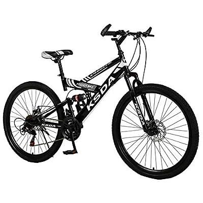 Mountain Bike, Stone Mountain 26 inch 21-Speed,...
