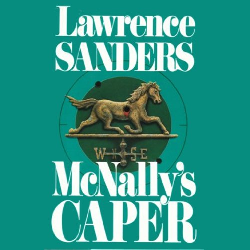 McNally's Caper audiobook cover art