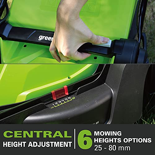Greenworks 41cm Review