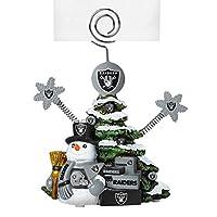 NFL Oakland Raiders Tree Photo Holder